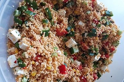 Cous Cous - Salat 5