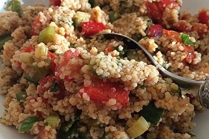 Cous Cous - Salat 21