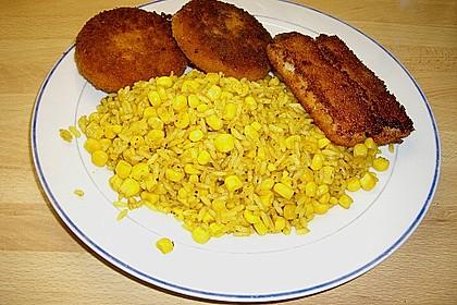 Reis mit Mais 9