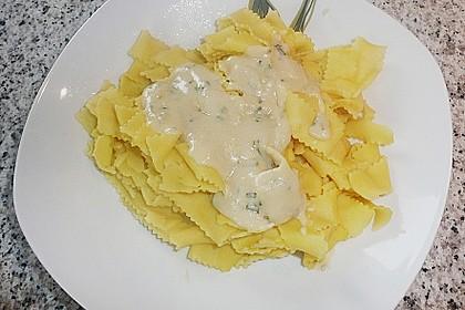 Gorgonzola - Soße 2