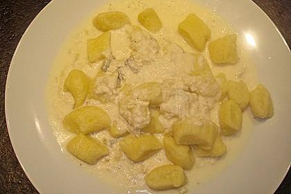 Gorgonzola - Soße 4