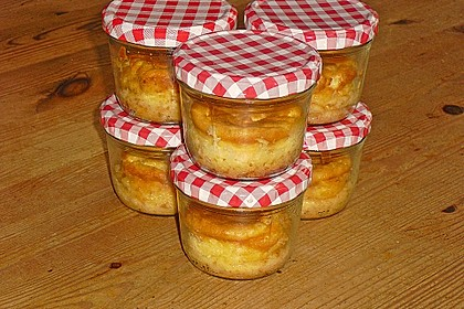 Quarkkuchen ohne Boden 3