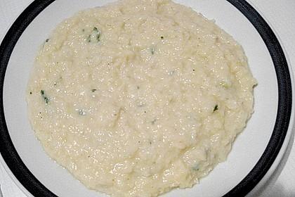 Blumenkohl - Käse - Suppe 3