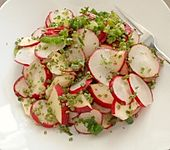 Radieschen - Salat