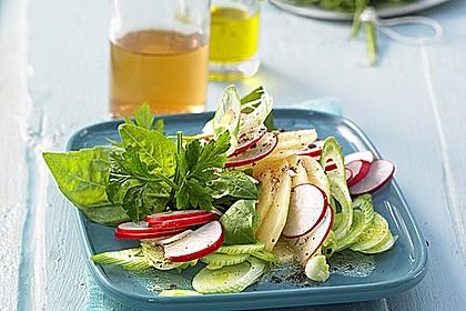 Radieschen - Salat 2
