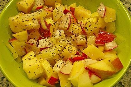 Radieschen - Salat 34
