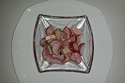 Radieschen - Salat 32