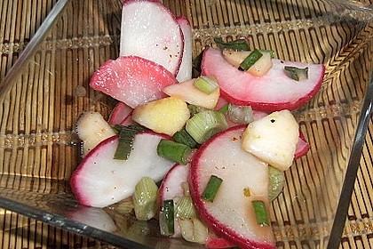Radieschen - Salat 7