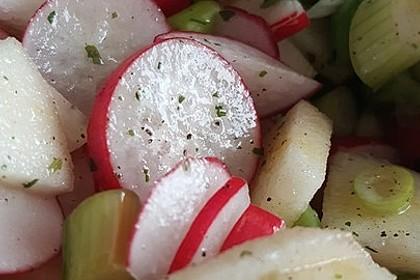 Radieschen - Salat 4