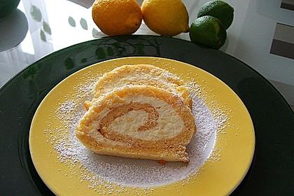 Zitronen - Sahne - Rolle 2