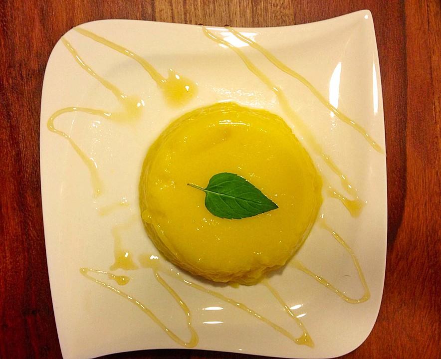 Mango - Pudding (Rezept mit Bild) von Valour | Chefkoch.de