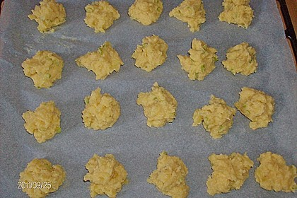 Bayerische Kartoffelplätzchen 6