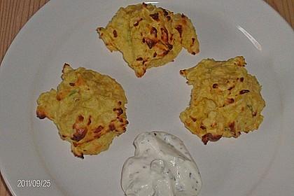 Bayerische Kartoffelplätzchen 3