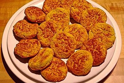 Bayerische Kartoffelplätzchen 2