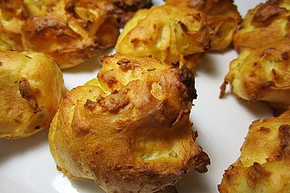 Bayerische Kartoffelplätzchen 1