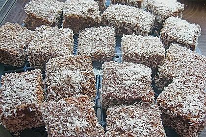 Kroatische Kokosschnitten 5