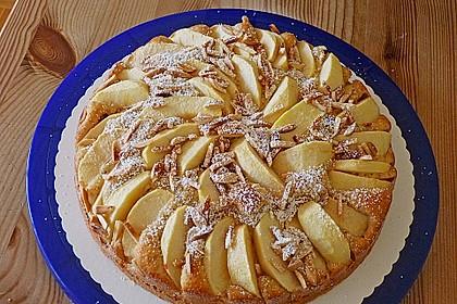 Leichter Apfelkuchen 3