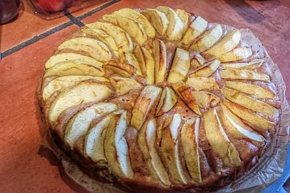 Leichter Apfelkuchen 14