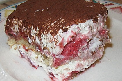 Erdbeer - Tiramisu 2