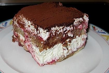 Erdbeer - Tiramisu 0