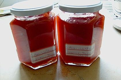 Erdbeer - Waldmeister - Prosecco - Marmelade 1