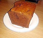 Whisky - Schokoladen - Kuchen (Bild)