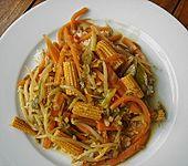 Curry - Gemüse (Bild)