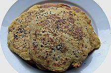 Indische Kichererbsen - Pancakes