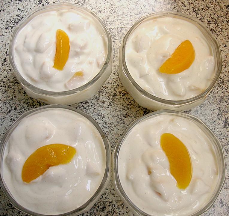 mascarpone joghurt creme rezept mit bild von ulkig. Black Bedroom Furniture Sets. Home Design Ideas