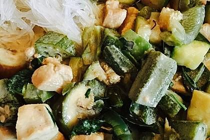 Thai Green Curry Chicken 3