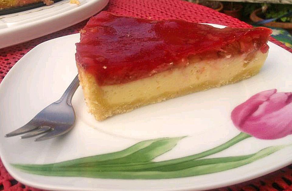 Sommerkuchen Rezepte : Rharbarber schmand kuchen rezepte chefkoch