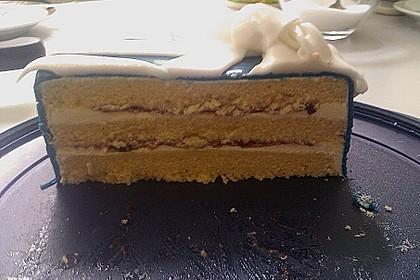Buttercreme mit gezuckerter Kondensmilch 14