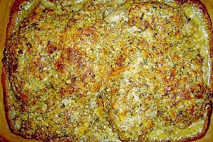 Filet vom Huhn mit Walnuss-Knoblauch-Kruste 47