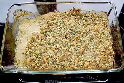 Filet vom Huhn mit Walnuss-Knoblauch-Kruste 50