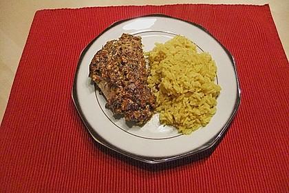 Filet vom Huhn mit Walnuss-Knoblauch-Kruste 38