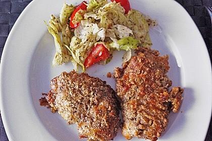 Filet vom Huhn mit Walnuss-Knoblauch-Kruste 16