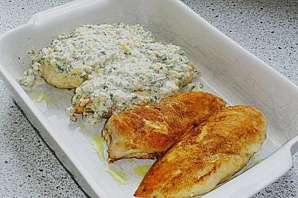 Filet vom Huhn mit Walnuss-Knoblauch-Kruste 23