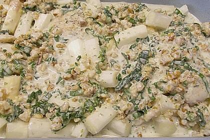 Filet vom Huhn mit Walnuss-Knoblauch-Kruste 39