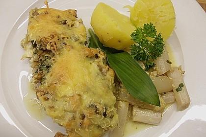 Filet vom Huhn mit Walnuss-Knoblauch-Kruste 8
