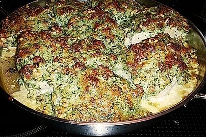 Filet vom Huhn mit Walnuss-Knoblauch-Kruste 41