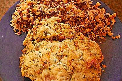Filet vom Huhn mit Walnuss-Knoblauch-Kruste 40