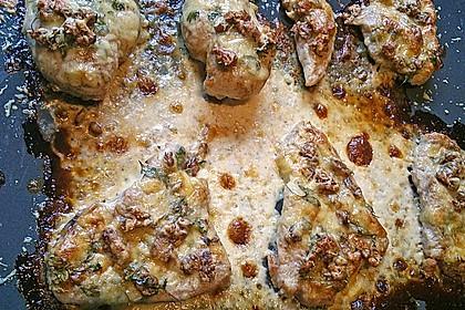 Filet vom Huhn mit Walnuss-Knoblauch-Kruste 29