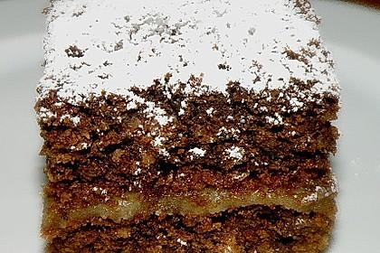 Zucchini - Brownies 1