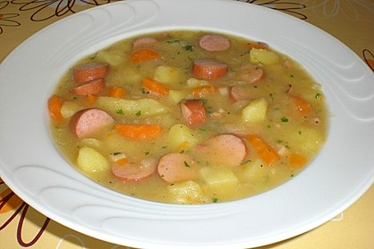 Berliner Kartoffelsuppe 2