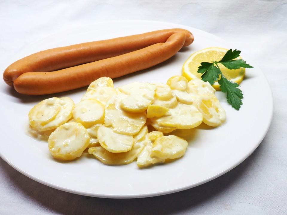 kartoffelsalat mit mayonnaise und br he von silencecry6886. Black Bedroom Furniture Sets. Home Design Ideas