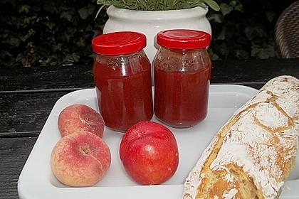 Aprikosen - Erdbeer - Konfitüre 1