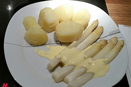 Spargel aus dem Ofen - ideal für Gäste 42
