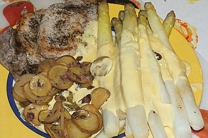 Spargel aus dem Ofen - ideal für Gäste 68