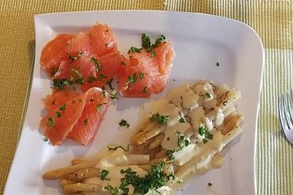 Spargel aus dem Ofen - ideal für Gäste 19