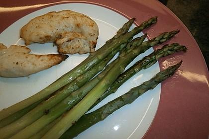Spargel aus dem Ofen - ideal für Gäste 62